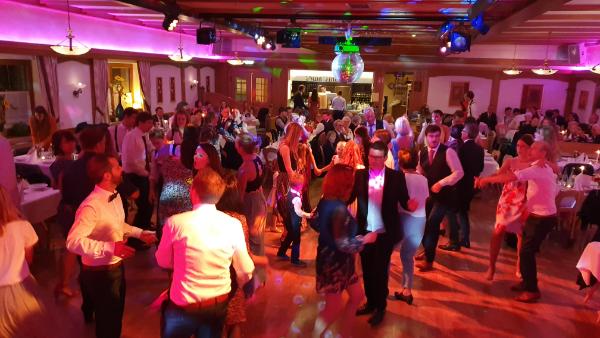 Hochzeitsmusik Ammersee und tolle Party